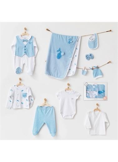 Andy Wawa Andywawa 10'Lu Bebek Hastane Çıkış Seti Ac21541 Mavi